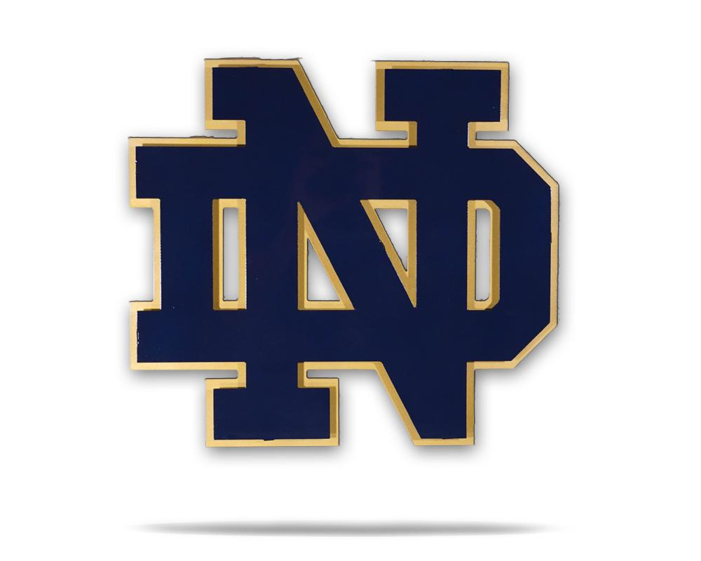 Notre Dame Fighting Irish Blue & Gold Game