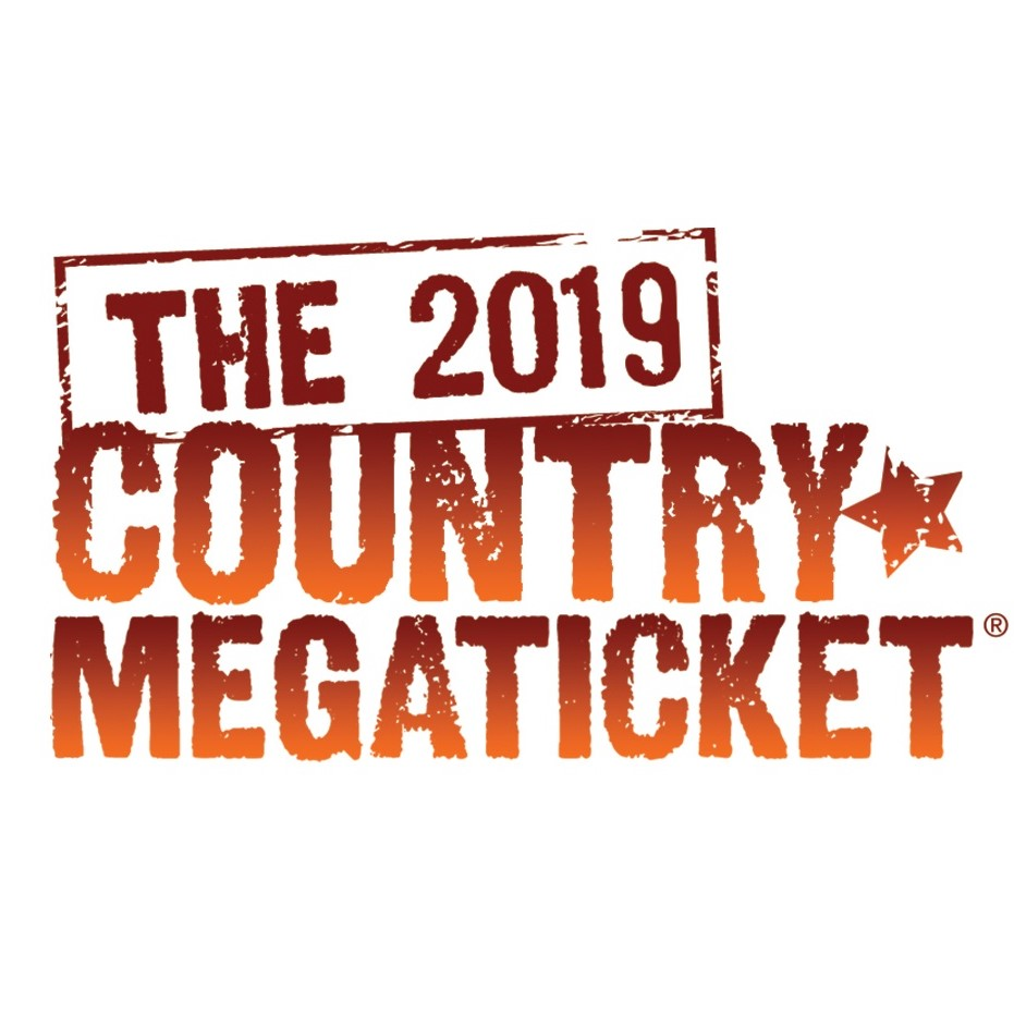 2019 Country Megaticket Tickets (Includes All Performances)