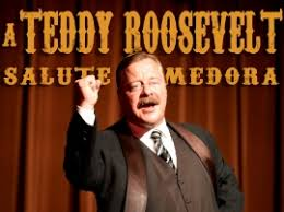 A Teddy Roosevelt Salute To Medora