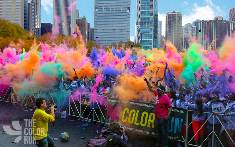 The Color Run New York