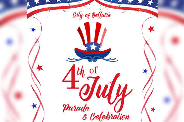 4th of July Parade & Celebration at Bellaire Parks and Recreation