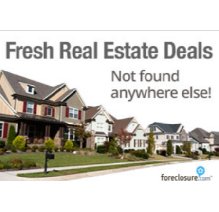 Find the Best Foreclosure Deals